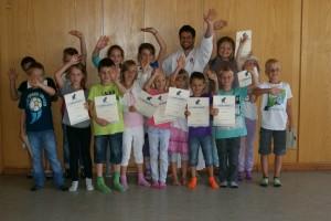 Kinderhort Tuchenbach 2015